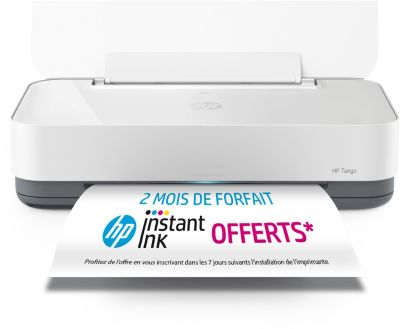 Imprimante jet d'encre HP Tango + Cartouche d'encre HP N°303 Noir