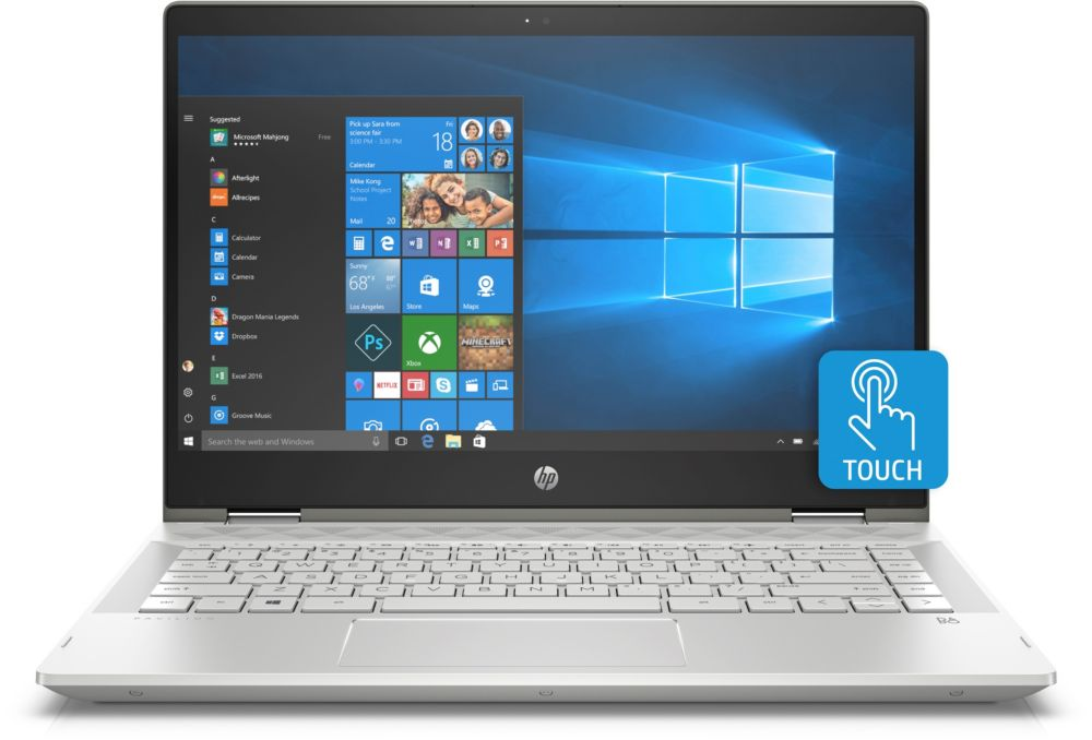 Ordinateur portable HP Pavilion x360 14-cd0999nf
