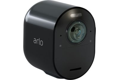 Caméra ARLO Ultra 4K Black Kit de 2 cam