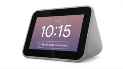 Assistant vocal Lenovo Smart Clock