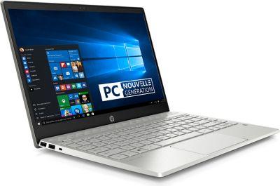 Ordinateur portable HP Pavilion 13-an0006nf + Logiciel de bureautique Microsoft Office 365 Famille + Souris sans fil Microsoft Designer Bluetooth Mouse