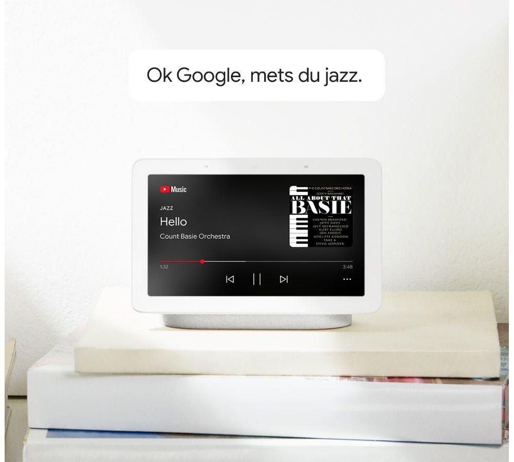 Google Hub et Youtube