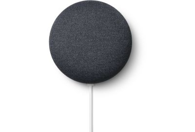 Assistant vocal GOOGLE Nest Mini Charbon