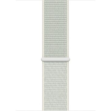 Bracelet APPLE 44mm Nike Sport Loop Spruce Aura