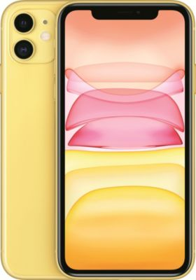 Smartphone Apple iPhone 11 Jaune 64 Go