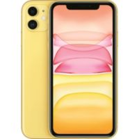 Smartphone APPLE iPhone 11 Jaune 256 Go