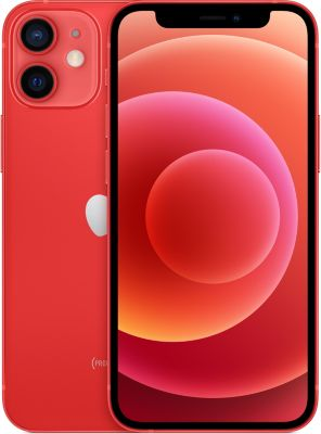 Smartphone Apple iPhone 12 Mini (Product) Red 64 Go