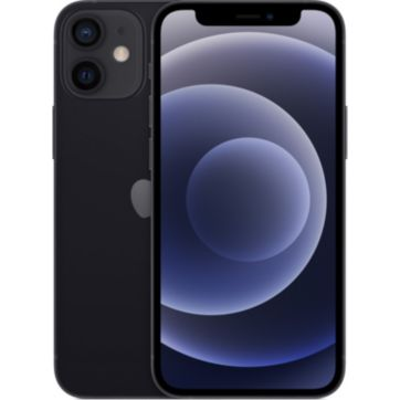 Smartphone APPLE iPhone 12 Mini Noir 128 Go 5G