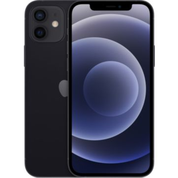 Smartphone APPLE iPhone 12 Noir 64 Go 5G