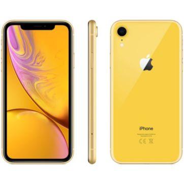 Smartphone APPLE iPhone XR Jaune 64 Go Reconditionné