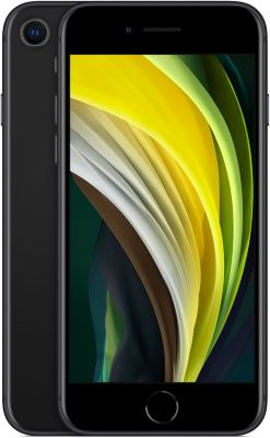Smartphone Apple iPhone SE Noir 256 Go