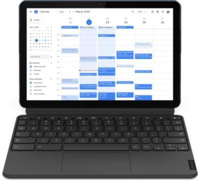 Chromebook Lenovo DUET 128Go Tactile 10,1