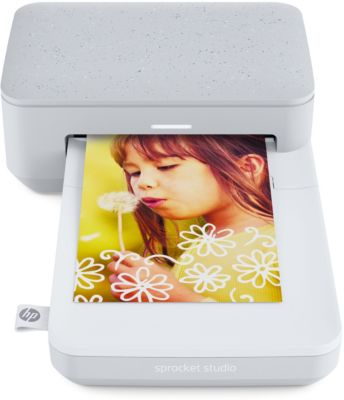 HP Sprocket Studio Snow Printer