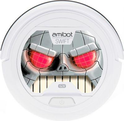 amibot swift design angry aspirateur robot boulanger. Black Bedroom Furniture Sets. Home Design Ideas
