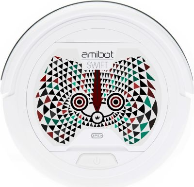 stickers hibou - amibot swift design