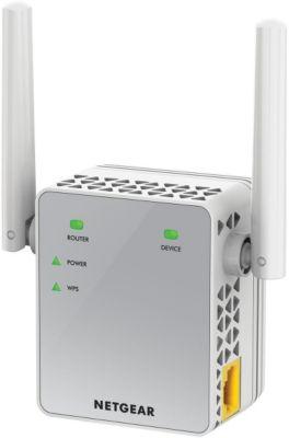 Répéteur Netgear Wifi AC750 EX3700