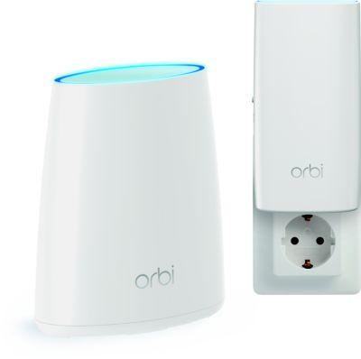 Modem/Routeur Wifi Netgear ORBI PACK ROUTEUR+SATELLITE RBK30-100PES