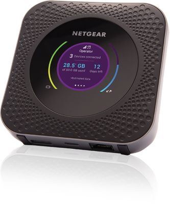 Routeur Wifi netgear aircard mobile router