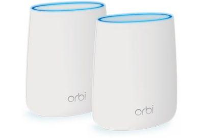 ROUTEUR NETGEAR ORBI RBK20 WiFi Mesh AC2200 Tri Band