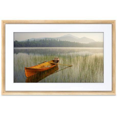 Tableauconnecté NETGEAR Meural Canvas 2 Bois clair 16x24cm