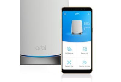 Routeur Wifi Netgear ORBI RBK753 Mesh Wifi AX4200