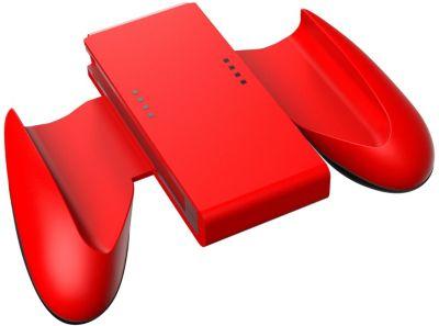 Accessoire Manette powera grip confort pour joy-Con rouge