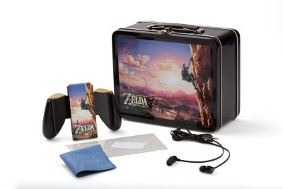 Accessoire Powera lunch box zelda breath of the wild