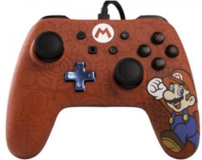 Manette Powera Manette Filaire Switch Super Mario