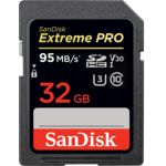 Mémoire SANDISK EXTREME PRO SDHC UHS-I 3