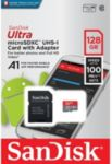 Carte SANDISK Ultra Android microSDHC 12