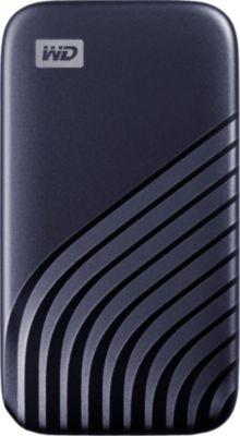Disque SSD Western Digital My Passport 1 To Midnight Blue