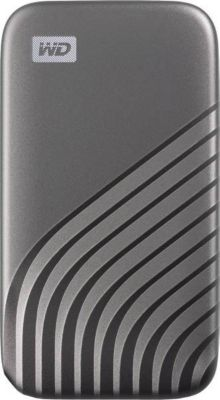 Disque SSD Western Digital My Passport 500 Go Space Gray