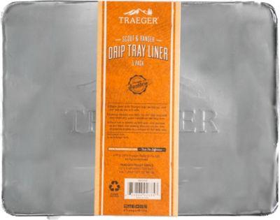 Plaque aluminium Traeger 5 PLAQUES ALU POUR RANGER