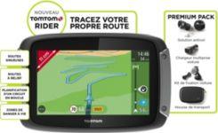 GPS TOMTOM Rider 400 Premium Pack