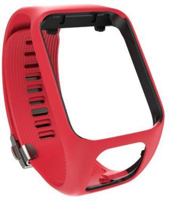 Bracelet Tomtom Rouge fin pour Golfer 2