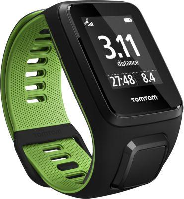 Montre sport GPS Tomtom Outdoor Runner 3 Noir/Vert L