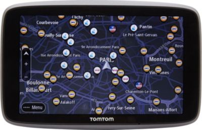 GPS Tomtom GO Professional 6200