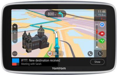 "GPS Tomtom Go Premium 6 Monde"""