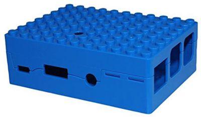 Boitier Pc multicomp pi-Blox bleu