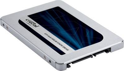 Disque SSD interne Crucial 2To MX500 SATA 2.5'' 7mm