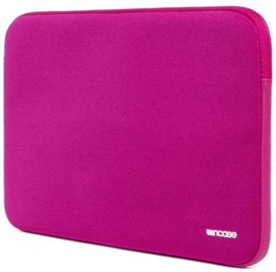 Housse Incase 13' macbook air pro fushia