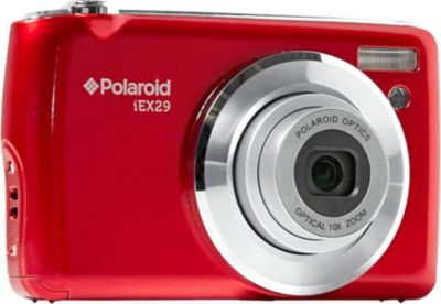Appareil photo Compact Polaroid IEX29 rouge