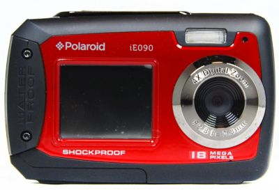 Appareil photo Compact Polaroid IE090 Rouge