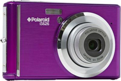Polaroid is626 violet appareil photo compact boulanger - Appareil photo compact boulanger ...