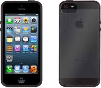 griffin iphone 5s se reveal noire accessoire iphone boulanger. Black Bedroom Furniture Sets. Home Design Ideas
