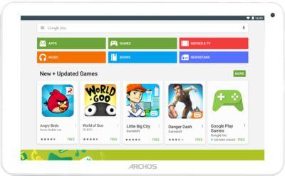 Tablette Android Archos 101E Neon 16Go