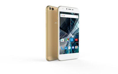 Smartphone Archos Sense 55 DC 16Go Gold
