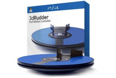 ACC. 3DRUDDER Contrôleur de déplacement pour PS VR