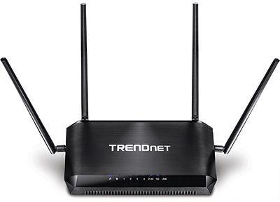 Routeur WiFi Trendnet Wifi MU-MIMO Stream Boost -AC2600