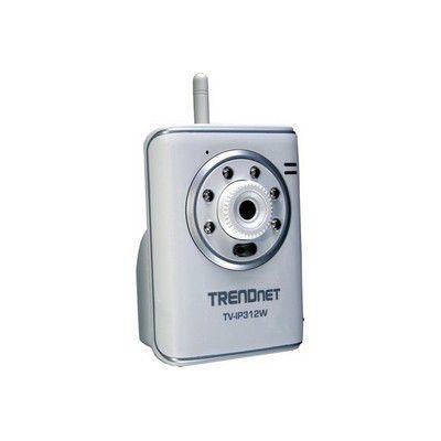 Caméra IP Trend Net IP312w Audio bidirectionnelle